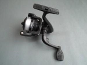 スピニングリールJM200黒 FRE-E007