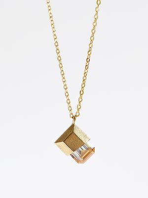 [ネックレス] core necklace / Square