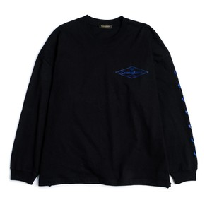 Consigliere Garments/コンシリエーレガーメンツ Logo long sleeve T-shirt