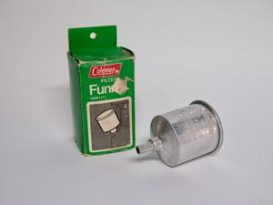 Coleman コールマン  FILTER FUNNNEL ファンネル No.0 新品未使用品