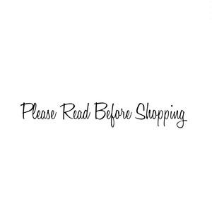 *購入前に必ずお読みください*