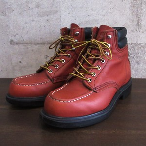 RED WING SUPER SOLE MOC-TOE