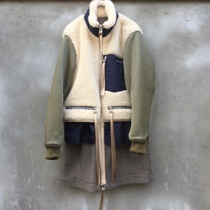elephant tribal fabrics    hybrid bore coat