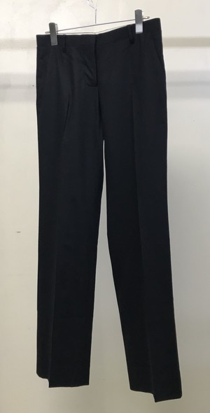 2000s HELMUT LANG LOW RISE TROUSERS
