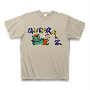 ぐーたらん昼寝Tシャツ