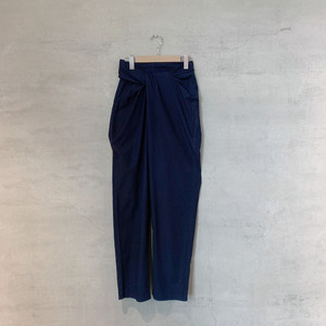 【COSMIC WONDER】Organic cotton wrapped pants/RYUKYU INDIGO/09CW11073-5
