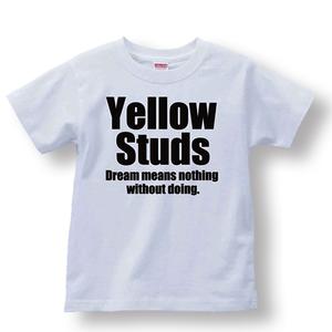 Tシャツ【フォント・ホワイト】