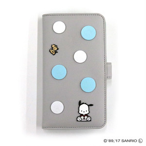 SANRIO/METAL PARTS MULTI MOBILE COVER/YY-SR008 PC
