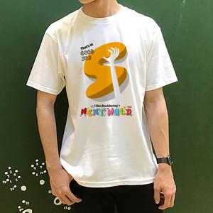 """ボルダリング """"S"""" メンズ Tシャツ"""
