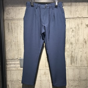 【junhashimoto】EASY TUCK PANTS
