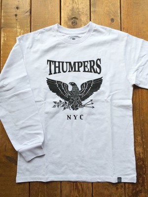 [ THUMPERS NYC ] GREAT L/S TEE