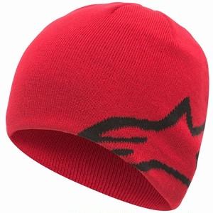 alpinestars ニット帽 beanie レッド