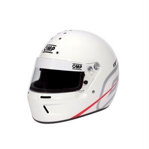 SC799K020 GP-R K HELMET White (KARTING HELMET)