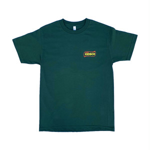 KIOSCO UNIFORM S/S Tee -Green-