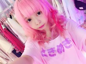 ときめきBIGフードTシャツ/HOMELESS PARTY.×魔法都市東京