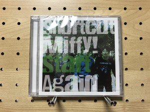Shortcut Miffy / Start Again (CD)
