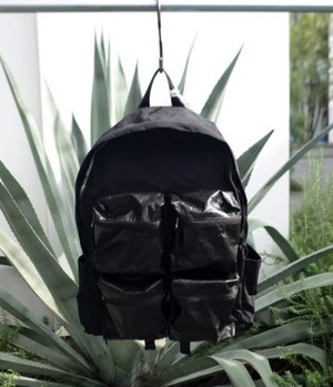 beta post (ベータポスト) Homeless Back Pack (ホームレスバックパック) 【BLACK】
