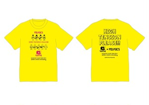 20th ANNIVERSARY T-SHIRTS  POLYSICS / キュウソネコカミ