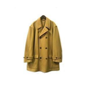 COMME des GARCONS HOMME - Melton W Coat (size - M) ¥34000+tax → ¥27200+tax