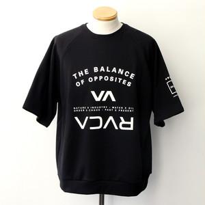 【RVCA】 BALANCE ARC SS (BLACK)