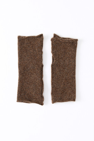 Gloves / ISABEL BENENATO / BROWN