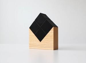 CHIKUNO CUBE (HOUSE)大:消臭・抗菌・除湿・竹炭・空気清浄機