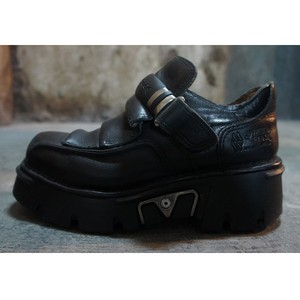 NEW ROCK LEATHER SHOES