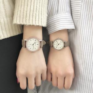 【ACC】ファッション耐水深度10M シンプル定番リトルニードル腕時計26550635