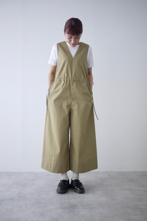TENNE HANDCRAFTED MODERN <No Sleeve All-In-One KHAKI>