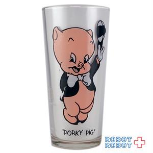 ペプシ コレクターシリーズ グラス ワーナー ポーキー・ピッグ