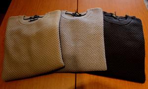 +39masq Wool Thermal Crew Neck Knit
