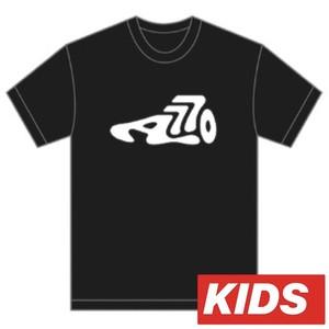 AOKICKS KIDS big logo T-shirt (black)