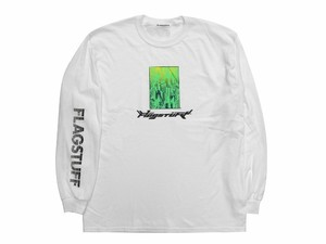 """Bottled city"" Tee1 WHITE 18AW-FS-42"