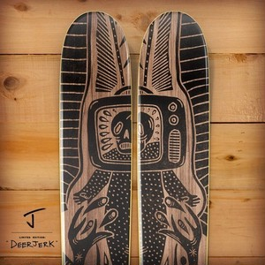 "J skis - THE ALLPLAY ""DEERJERK - BRYN PERROTT X J COLLAB"""