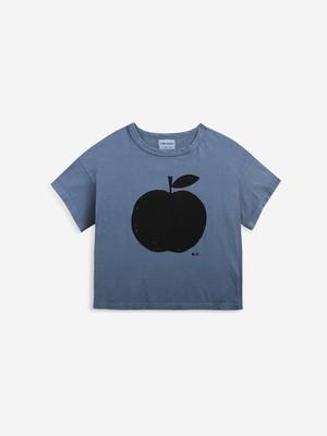 【予約5月中旬入荷】bobochoses(ボボショセス)-21ICONICCOLLECTION-  T-shirt  アップル BABY