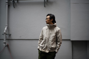 ENDS and MEANS / Haggerston Parka