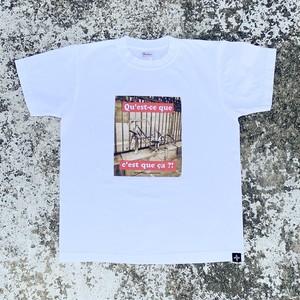 20周年記念T-shirt White [020]