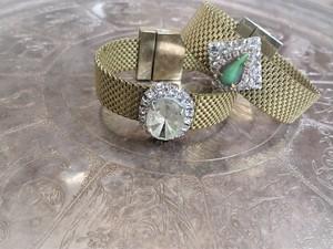 vintage bracelet bijou <FMS-RB1/2>