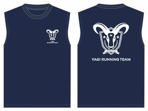 YRTオフィシャルノースリーブシャツ