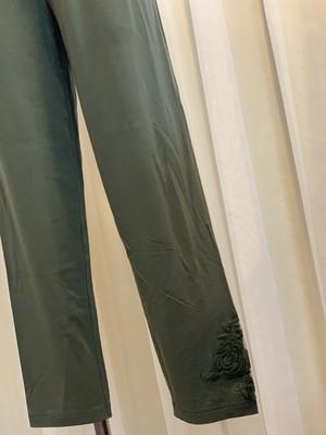 セットアップ ★モスグリーン cottonclub