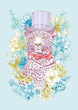 Baron of Leopard (color)