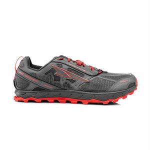 ALTRA(アルトラ) Men's LONE PEAK 4.0 Gray/Orange