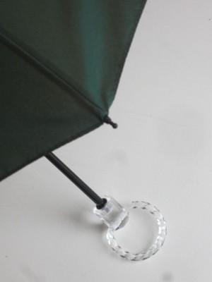 ハンドルを選べる傘オーダー雨用折り畳みハンドルBタイプ(期間限定)
