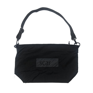 scar /////// BLACKBOX SHOULDER BAG (Black)
