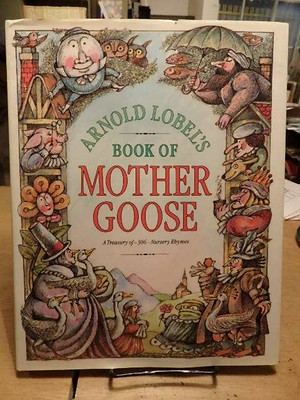 ARNOLD LOBEL'S BOOK OF MOTHER GOOSE/ARNOLD LOBEL(アーノルド・ローベル)