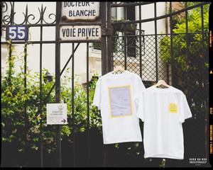 JX.505's Tシャツ(PVC)