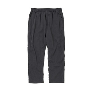TAPERED PANTS - GRAY