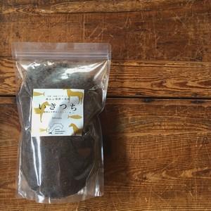 竹炭・水晶パウダー入り 馬ふん堆肥+魚粉 「いきつち」1.5kg
