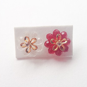 """AVON"" Convertible Snowflake pierce[p-117]"