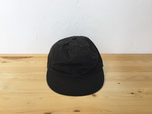 "COMESANDGOES""ORGANIC COTTON CAP BLACK"""